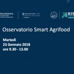 Osservatorio Smart Agrifood: Coltiva dati. Raccogli valore.  La trasformazione digitale dell'agroalimentare