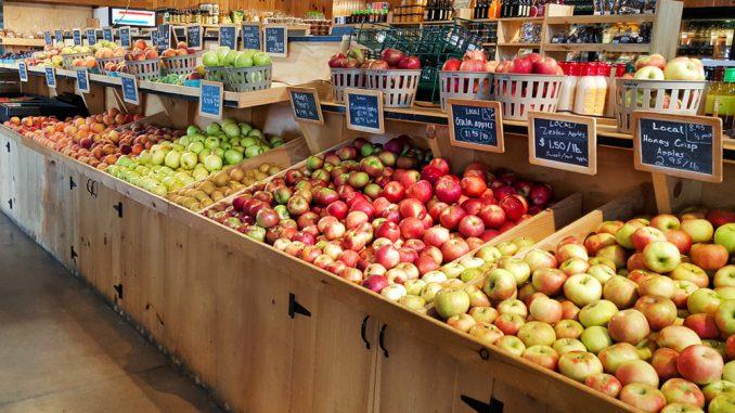 supermercato frutta