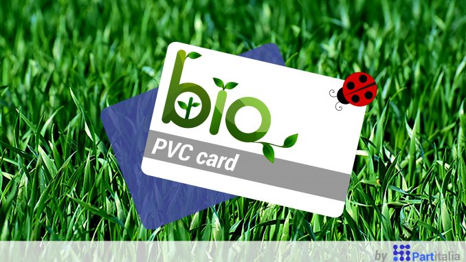 Partitalia: PVC biodegradabile