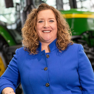 DeannaKovar, VicePresident, Production & Precision Ag Production SystemsatJohn Deere